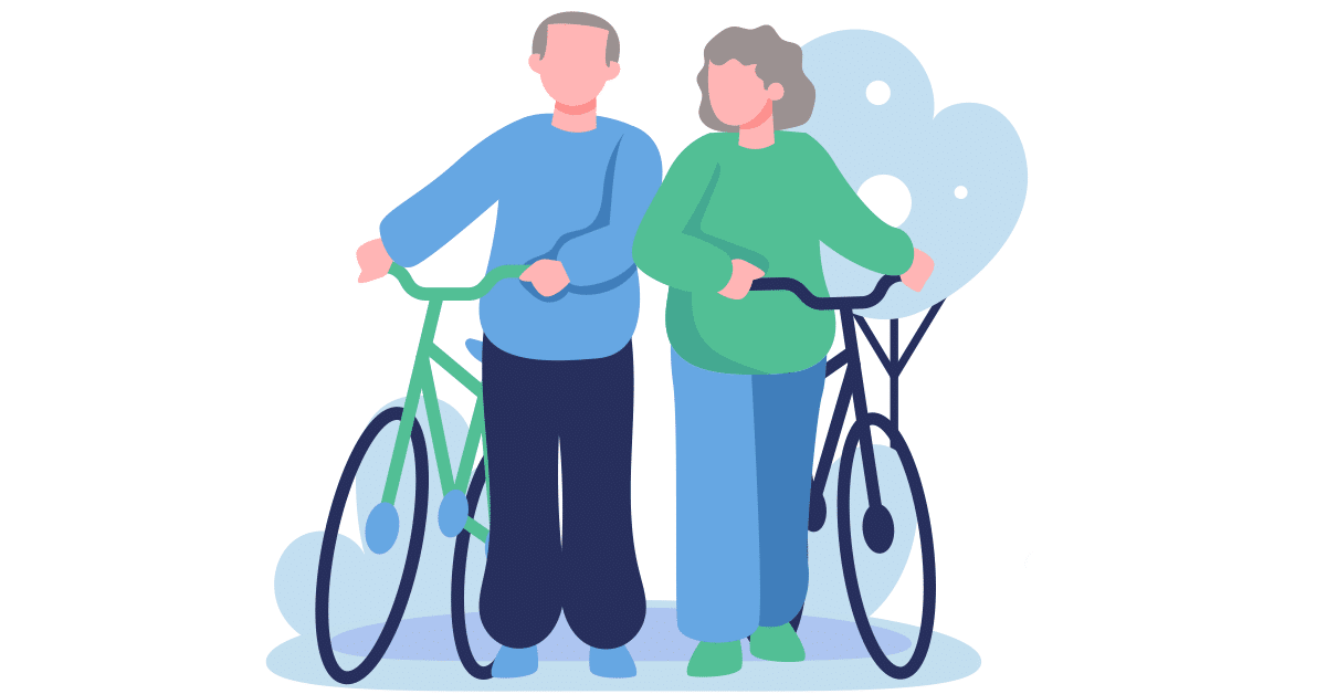 bike - Examine your terms in your pension savings